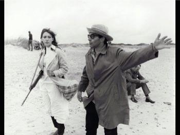 Godard et Wiazemsky