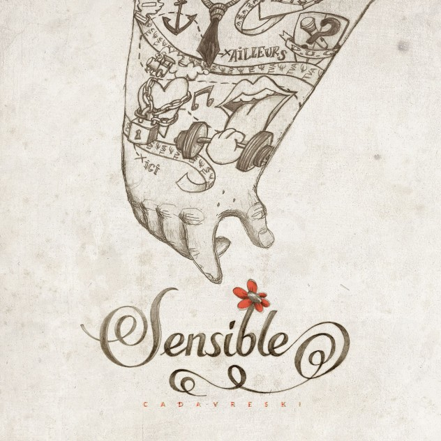 album Cadavreski Sensible