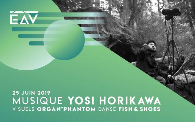 Yosi Horikawa - Parc Aux Angéliques