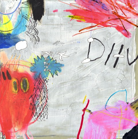 """Artwork de la pochette de """"Is the is are"""""""
