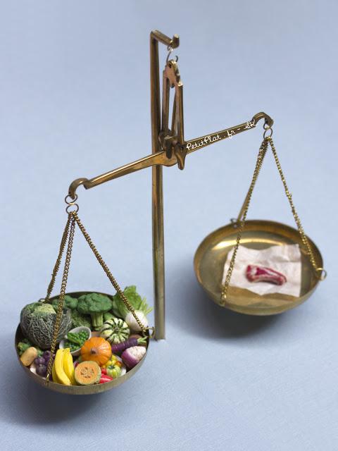 Stéphanie Kilgast balance viande legume