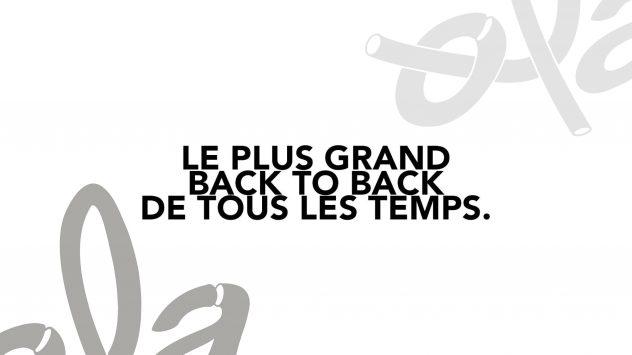 Ola Radio A L Assaut Du Plus Grand B2b De Tous Les Temps Le Type